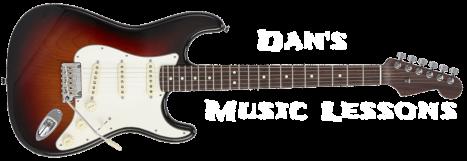 Dan's Music Lessons